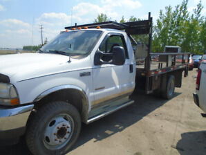 Deck truck ready for work...