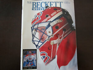 Beckett Hockey Monthly Magazines $4 each EX/NM/MT Windsor Region Ontario image 1