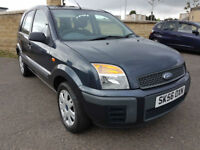 LOW MILEAGE - FORD FUSION 1.4 STYLE - 1 OWNER
