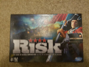 Risk - The Game of Global Domination - The Board Game
