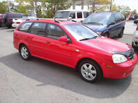 2005 Chevrolet Other LS Wagon with roof and alloys