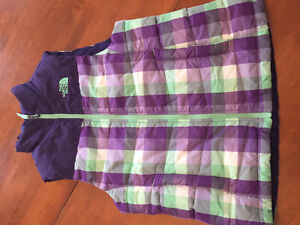 North face girls size 10/12 London Ontario image 1