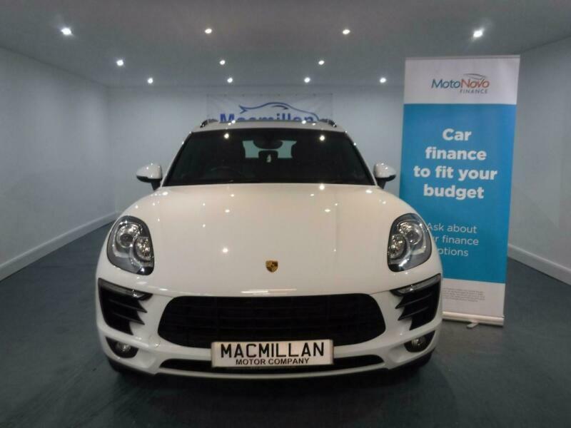2014 Porsche Macan D S PDK Semi Auto Estate Diesel Automatic