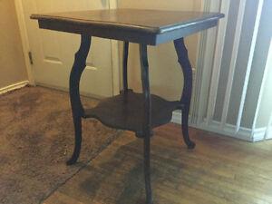 Vintage parlour table