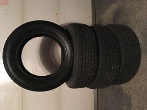 Toyo Observe Winter Tires/Pneus d'hiver