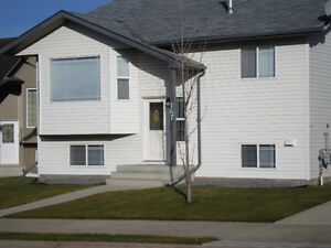3 BR Duplex Inglewood Red Deer Available Now