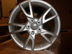 Audi A3, A4, A6, RS5, Q3 take Off Winter wheel sets