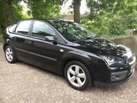55 Reg Ford Focus 1.6 TDCI ZETEC (TURBO DIESEL NEW SHAPE) like astra 307 mondeo vectra passat golf