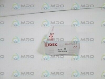 Idec Lamp Sld48-3ts1brrr New In Box