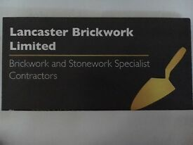 Bricklayers required