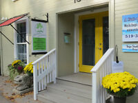 Wellness Centre Port Stanley-space for health practitioners