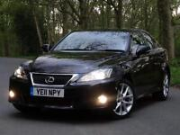 2011 (11) Lexus IS 200d 2.2TD (148) Advance..FULL LEXUS DEALER SERVICE HISTORY!!