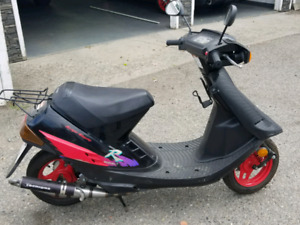 Suzuki ae50 Gas Scooter **50cc Street Legal**