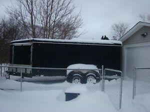 Cargo / Snow mobile trailer