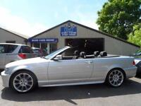 2006 56 BMW 3 SERIES 2.0 318CI M SPORT 2D JUST 36000 MILES FULL LEATHER