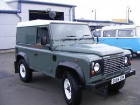Land Rover Defender TD Hard TOP