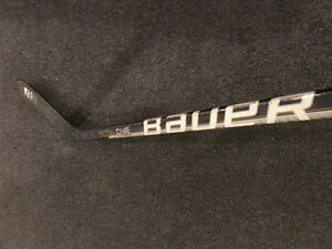 BAUER TOTAL ONE HOCKEY STICK (Right - 87 Flex)