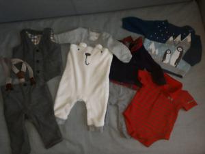 Baby boy 6 month lot