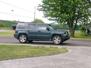 2007 4x4 Jeep Patriot safetied and etested