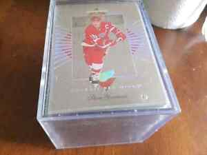 16 full base sets of hockey cards excellent condition