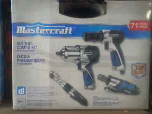 Air Tools from MasterCraft's