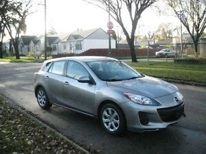 2012 Mazda 3 Sport Hatchback - 5 SP. MANUAL