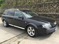 Audi allroad 2.5TDI Limited Edition auto 2004MY quattro