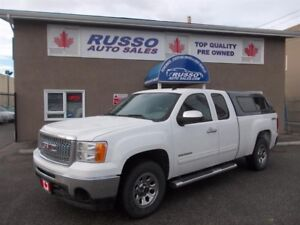 2011 GMC Sierra 1500 4WD Ext Cab SL Nevada Edition