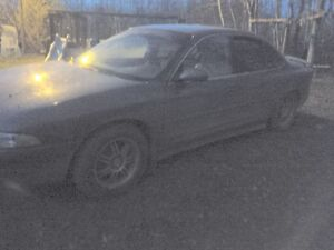 1998 Oldsmobile Intrigue grey Other