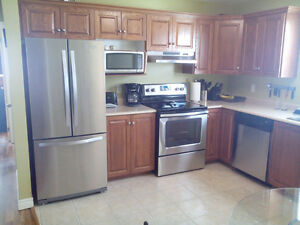 Kitchen cabinet refinishing , why replace when you can refinish St. John's Newfoundland image 3