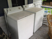 Whirlpool Clothes Washer/Dryer