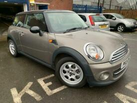 2013 MINI Hatch 1.6 Cooper D (Sport Chili) 3dr Hatchback Diesel Manual