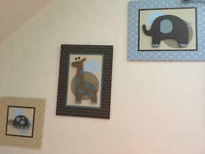 Baby boy nursery pictures