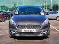 2018 Ford S-MAX 2.0 TDCi 5dr Estate Diesel Manual
