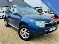2013 13 DACIA DUSTER 1.5 LAUREATE DCI 4WD 4X4 DIESEL FSH, CAMBELT CHANGED