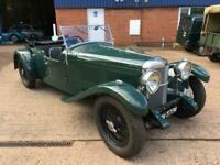 1933 Alvis Speed 20 SA Cross and Ellis Tourer