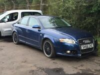 Audi A4 2.0tdi S-Line 2007 For Breaking