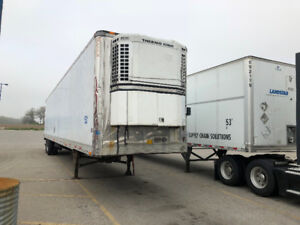 """53"""" TRAILER WITH A REFFER *GOOD PRICE*"""