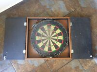 Dartboard with Case