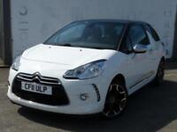 2011 CITROEN DS3 1.6 DSTYLE PLUS 1 OWNER FULL SERVICE HISTORY BLUETOOTH SPORTS S