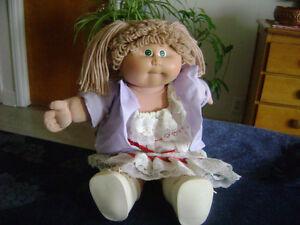 Bout Choux dolls