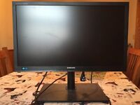 """SAMSUNG SyncMaster S24A460 24"""" LED monitor"""