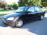 2002 Honda Civic Berline automatique