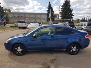 2008 Ford Focus COUPE / LOW MILEAGE
