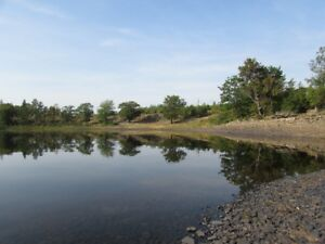 Waterfront Lots Grand Lake--Ready to build on