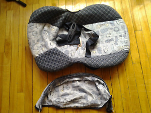 EVENFLO INFANT CAR SEAT ROOFTOP AND CANOPY COVER