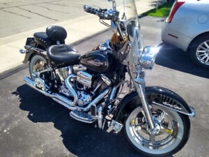 2006 HERITAGE SOFTAIL CLASSIC (FLSTCI) Tons of upgrades!