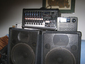 PA  . system for sale