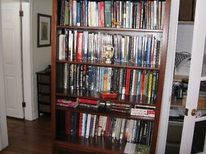 Custom-Built Bookcase