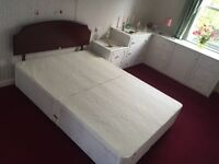 Myers Double Bed Base